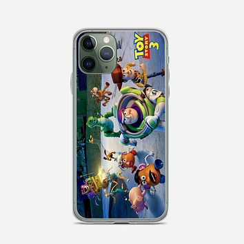 Toy Story Series 3 iPhone 11 Pro Max Case