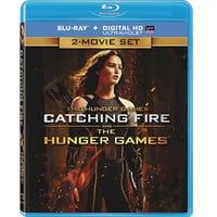 Walmart: The Hunger Games: Catching Fire / The Hunger Games (Blu-ray) (Walmart Exclusive) (Widescreen)