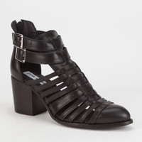 STEVE MADDEN Frenchey Womens Booties | Boots & Booties