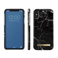 Ideal of Sweden Fashion Case Black Marble For Apple iPhone X 10