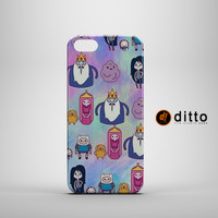 VENTURE TIME Design Custom Case by ditto! for iPhone 6 6 Plus iPhone 5 5s 5c iPhone 4 4s Samsung Galaxy s3 s4 & s5 and Note 2 3