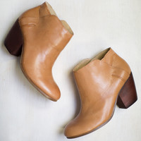 Sonoma Leather Latigo Bootie