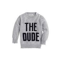 crewcuts Baby Cashmere Sweater In The Dude