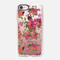 bougainvillea iPhone 7 Case by Kanika Mathur | Casetify