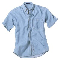 Rivers' End Short Sleeve Denim Shirt