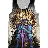 Skeletor Conquers the Realm Tank Top