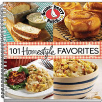 101 Homestyle Favorite Recipes (Spiral bound) | Overstock.com