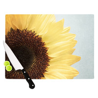 "Susannah Tucker ""Sunshine"" Sunflower Cutting Board"