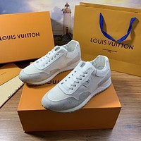lv louis vuitton womans mens 2020 new fashion casual shoes sneaker sport running shoes 282