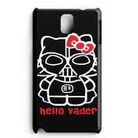 Hello Darth Vader Samsung Galaxy Note 5 Edge Case