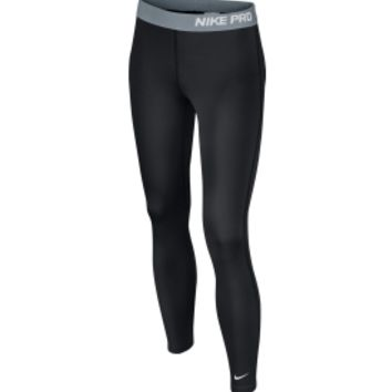 Nike Girls' Pro Hyperwarm Compression 3.0 Tights | DICK'S Sporting Goods
