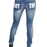 Married to the Mob 24th Street Jeans Girls Jeans