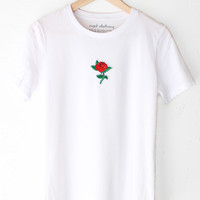 Rose Relaxed Tee