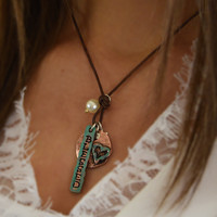 Pearls & Blessings Necklace