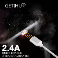 Magnetic Cable Charger for USB Magnet Micro Data Charge Cable Charging for Apple iphone 5 6 6s 7 Android Samsung Cord
