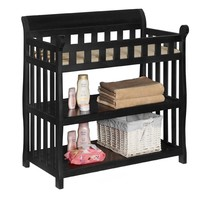 Black Eclipse Changing Table