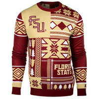 Florida State Seminoles Ugly Christmas Sweater