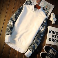 2018 new fashion hoodies men sweatshirt Flora are print hoodie men cool pullover hoodies suprem men sweatshirts tracksuit men