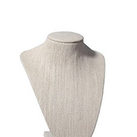 """Female Fashion Jewelry Headless Mannequin Bust Display - 8.5 """""""