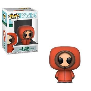 Kenny Funko Pop! Television South Park