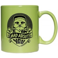 SOURPUSS MAD ABOUT YOU MUG