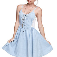 Rip Curl Mika Chambray Dress at PacSun.com