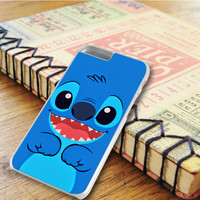 Lilo And Stitch Cartoon Blue iPhone 6 Plus | iPhone 6S Plus Case