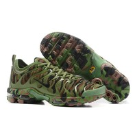 NIKE AIR MAX PLUS TN Camouflage Fashion Running Sneakers Sport Shoes
