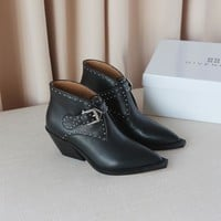 Givenchy women Casual Shoes Boots fashionable casual leather