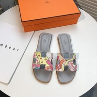 Hermes Women's 2021 NEW ARRIVALS Slippers Sandals Shoes