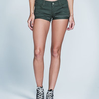 RSQ Malibu Cuff Womens Denim Shorts | Shorts