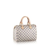 Louis Vuitton Damier Azur Canvas Speedy 25 N41371
