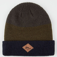Imperial Motion Divide Beanie Navy One Size For Men 26557121001