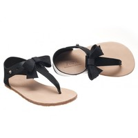 Vivi Bow Sandal : Fawn Shoppe - Global Boutique For Unique Children's Designs