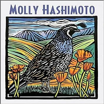 "B/N Molly Hashimoto [With 20 Assorted 5x7"" Blank Notecars W/Envelopes]"