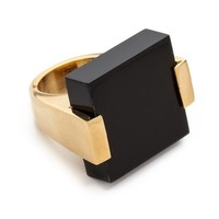 Jules Smith Square Acrylic Ring