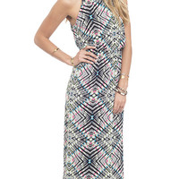 Eclectic Gypsy Maxi Dress
