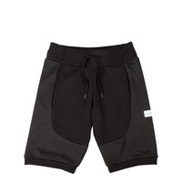 King Apparel - Perf Tapered Short - Black