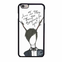 fall out boy quote case for iphone 6 6s