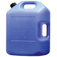 Midwest Can 6700-4PK Water Can with Spout - 6 Gallon Capacity, (Pack of 4)