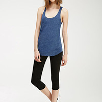 Heathered Knit Tank