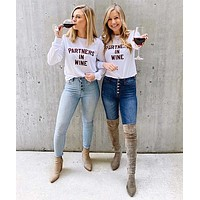 Partners in Wine Long Sleeve White