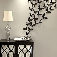 Fetco 40-pc. Butterflies Wall Decor Set