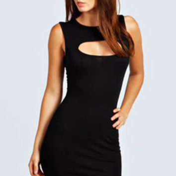 Melina Cut Out Bodycon Dress