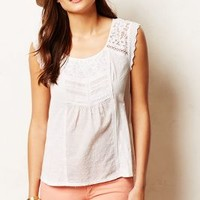 Lace Lined Tee by Meadow Rue