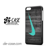 Nike Mint Just Do It Wooden For Iphone 5C Case Phone Case Gift Present