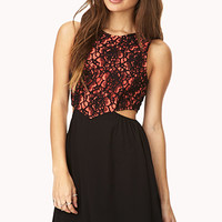 Sweet Escape Cutout Dress