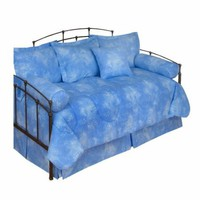 Sky Blue - Daybed Bedding Set