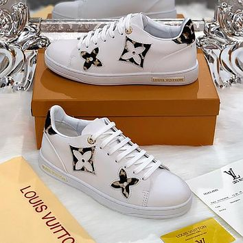 Louis Vuitton LV The latest casual sports shoes sneakers