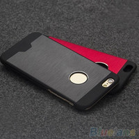 men's women's fashion Luxury Metal Aluminum Hard Skin Case Cover For Apple iPhone 4 4s 5 5s 6 6plus = 1645811908
